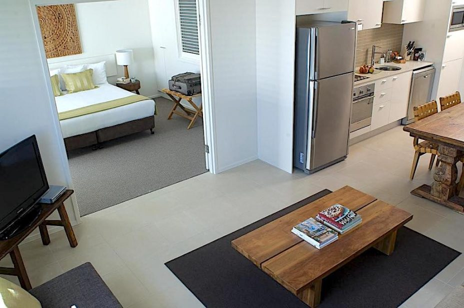 Byron Bay Hotel and Apartments 1 Bedroom apartments