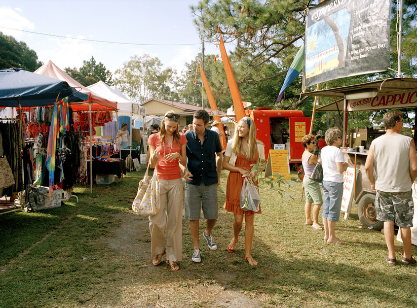 Markets Byron Bay