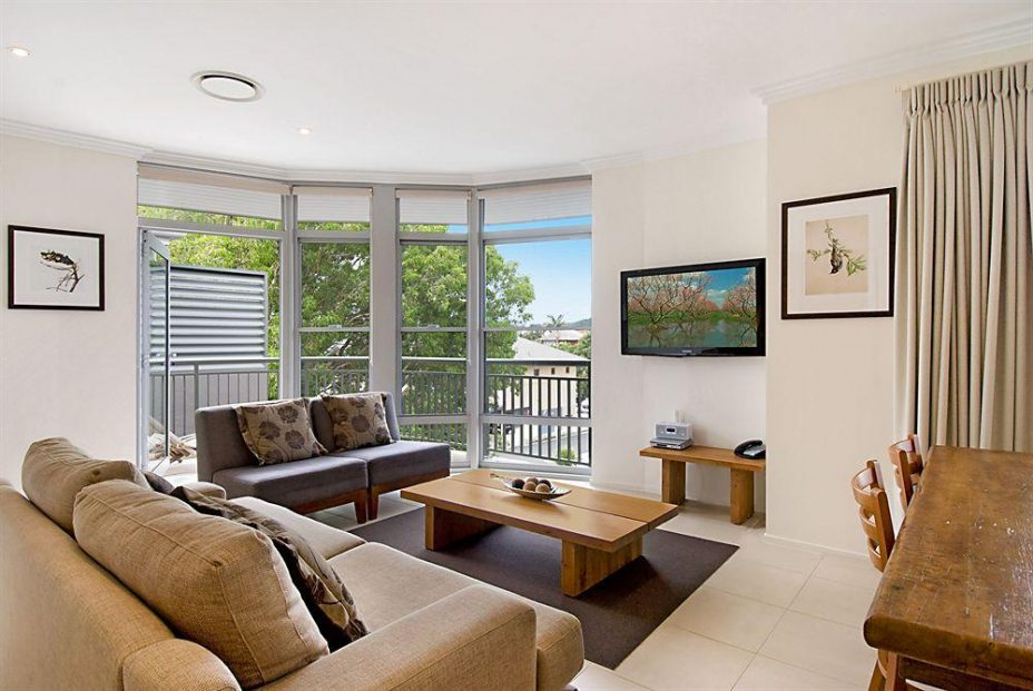 Byron Bay Hotel and Apartments 2 bedroom apartment