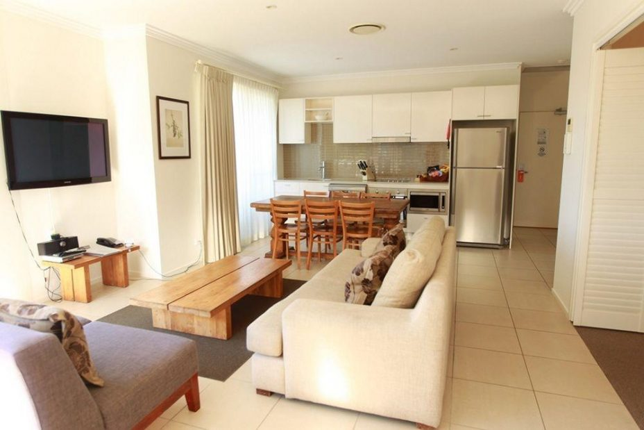 Byron Bay Hotel and Apartments 2 bedroom studio