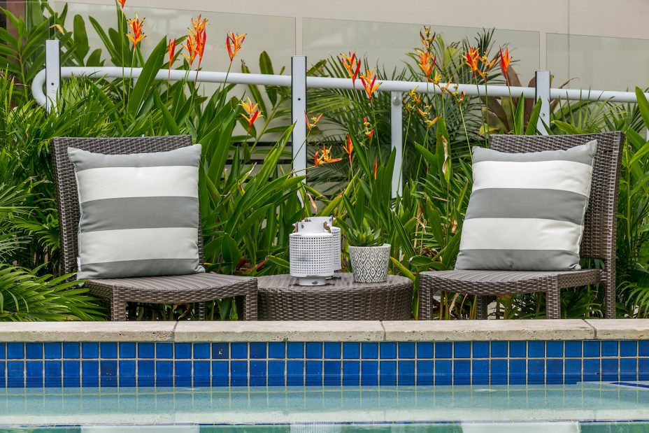 Holiday house with pool Byron Bay