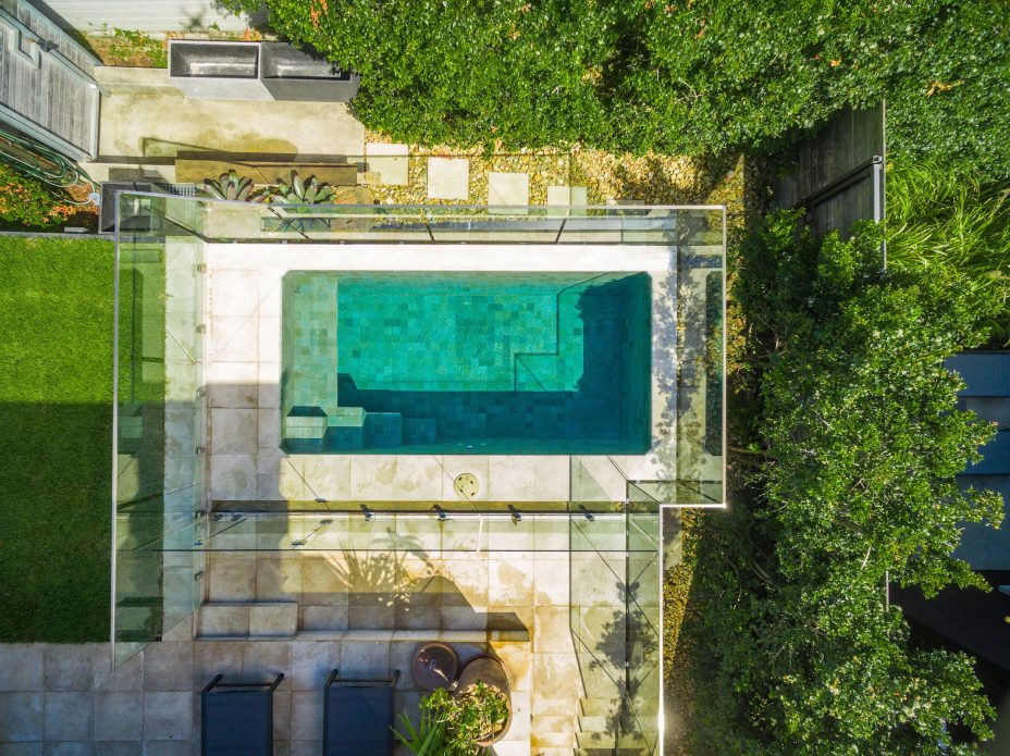 Holiday house with pool in Byron Bay