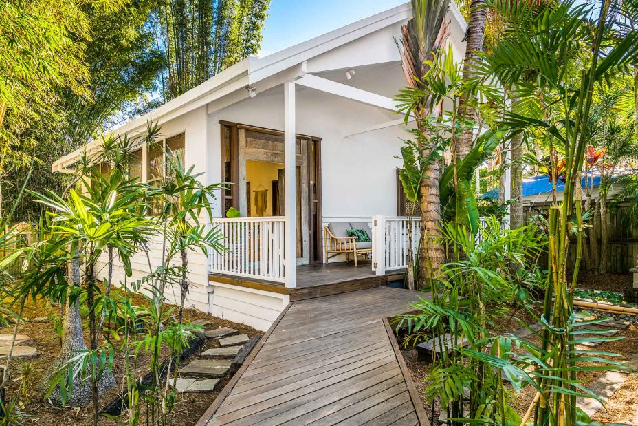 Byron Bay Holiday house studio