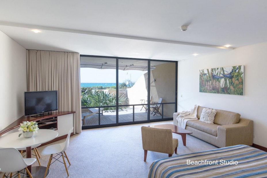 Byron Bay Beachfront accommodation