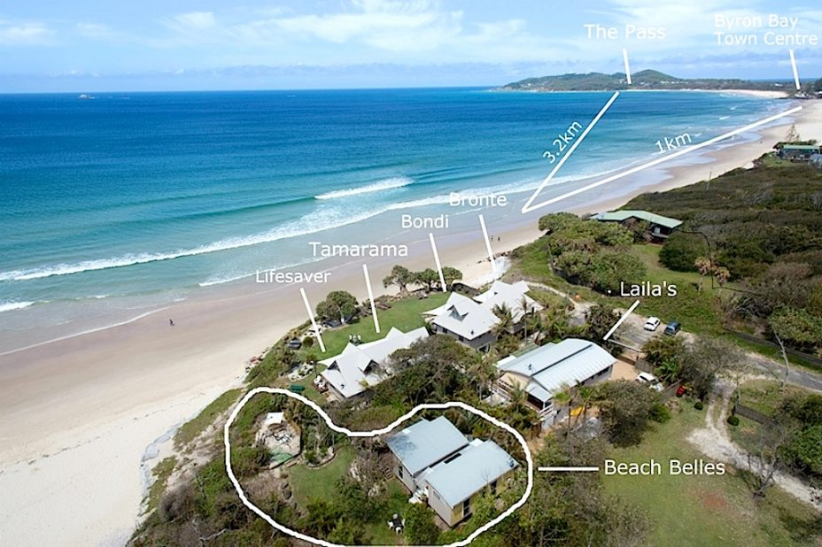 Byron Bay Beach Cottages