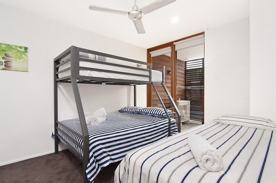 Three Bedroom apartments in Byron Bay