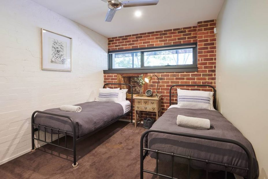 Warehouse 6 twin bedroom Butter Factory