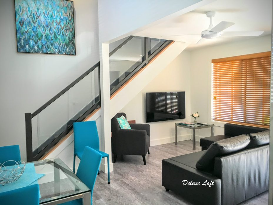 Byron Bay deluxe apartments