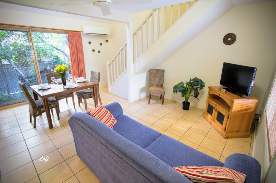 Central holiday apartment Byron Bay