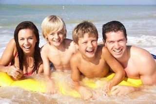 Family friendly accommodation in Byron Bay