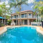 byron bay resort with swimming pool