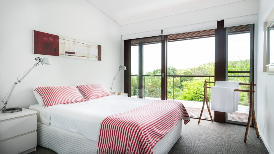 Ayana Byron Bay bedroom
