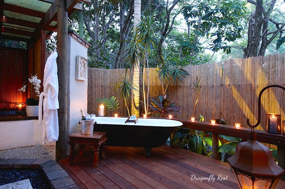 Romantic accommodation in Byron Bay
