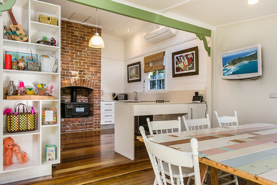 Gidgets Surf Shack Kitchen Byron Bay
