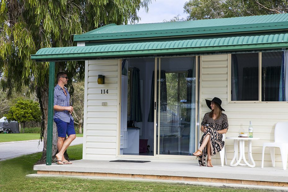 Glen Villa Resort Cabins Byron Bay