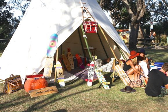 Byron Bay Surf Festival accommodation