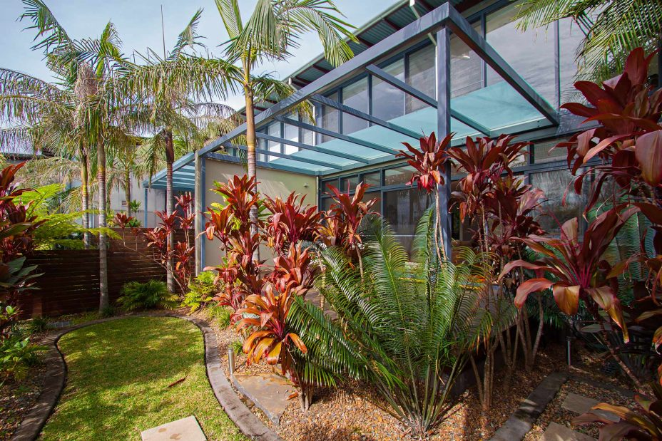Beachside accommodation Byron Bay