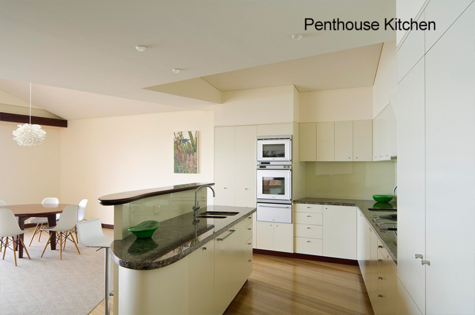 Penthouse accommodation Byron Bay