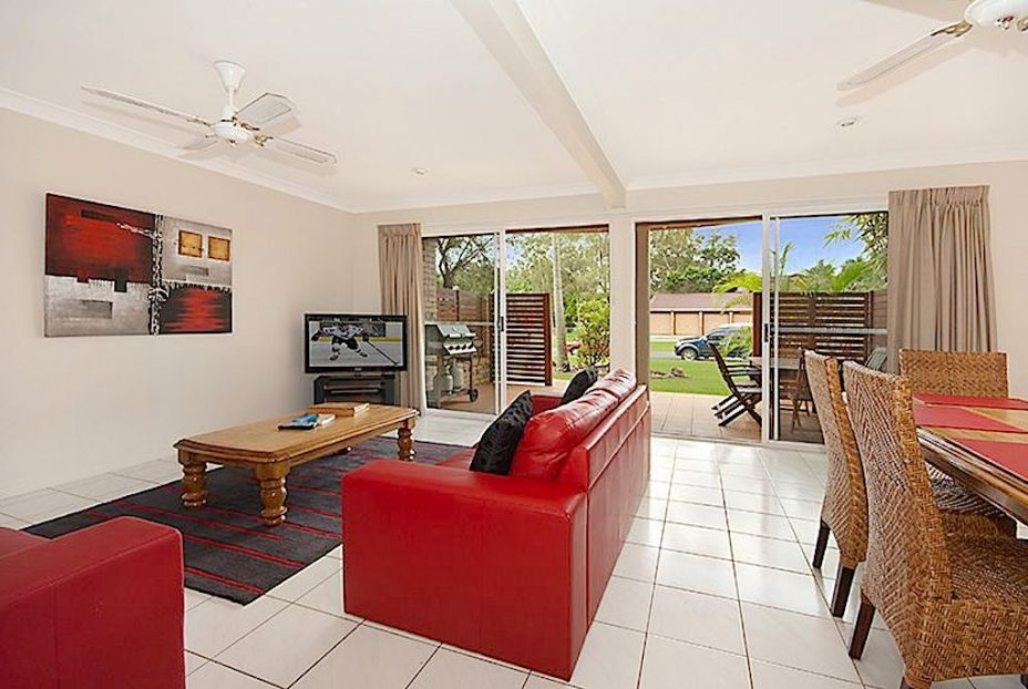 Byron Bay 3 bedroom apartment