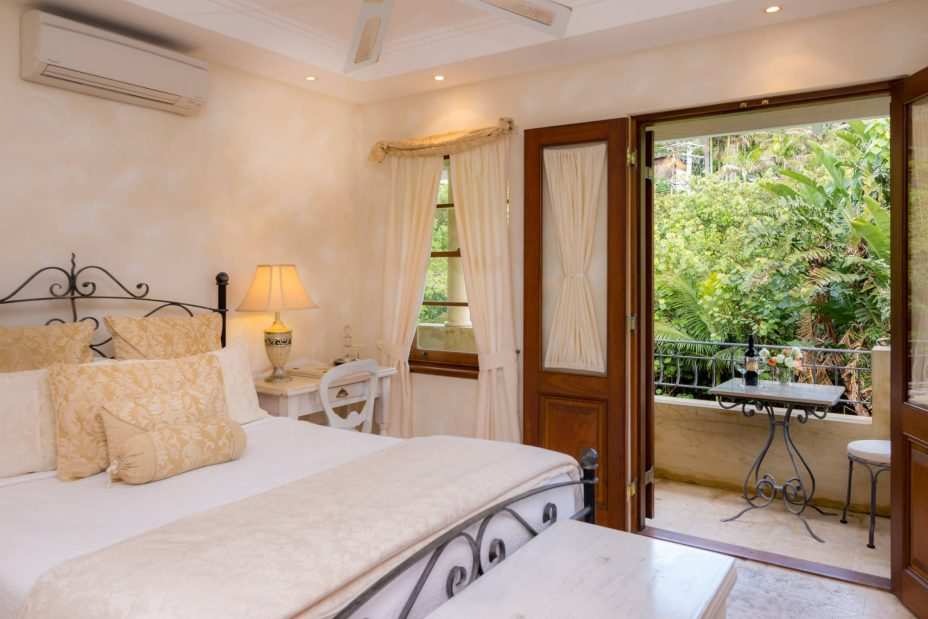 Victorias Guesthouse bedroom