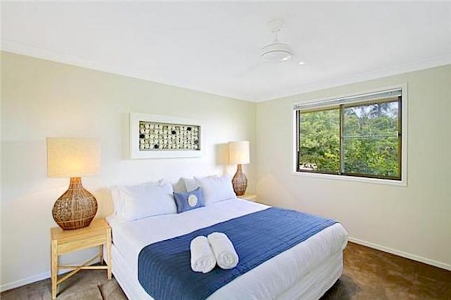 byron bay swimming pool accommodation