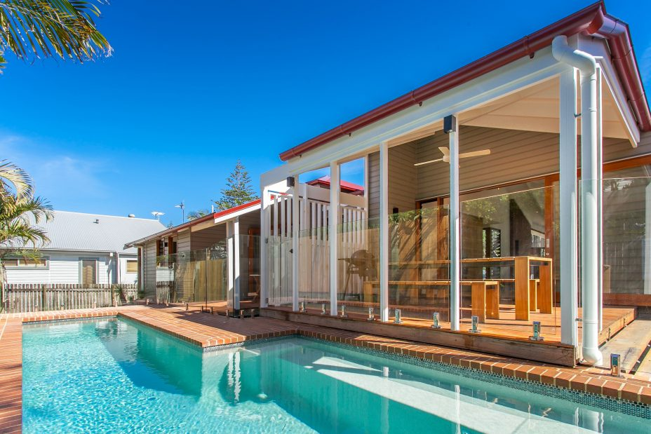 Bacchus holiday house in Byron Bay