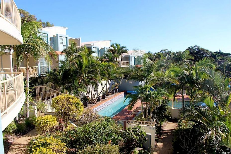 Resort Accommodation Lennox Head