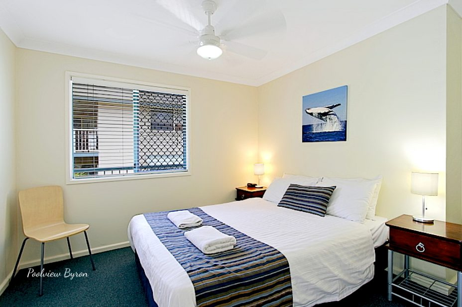 self contained apartment byron bay
