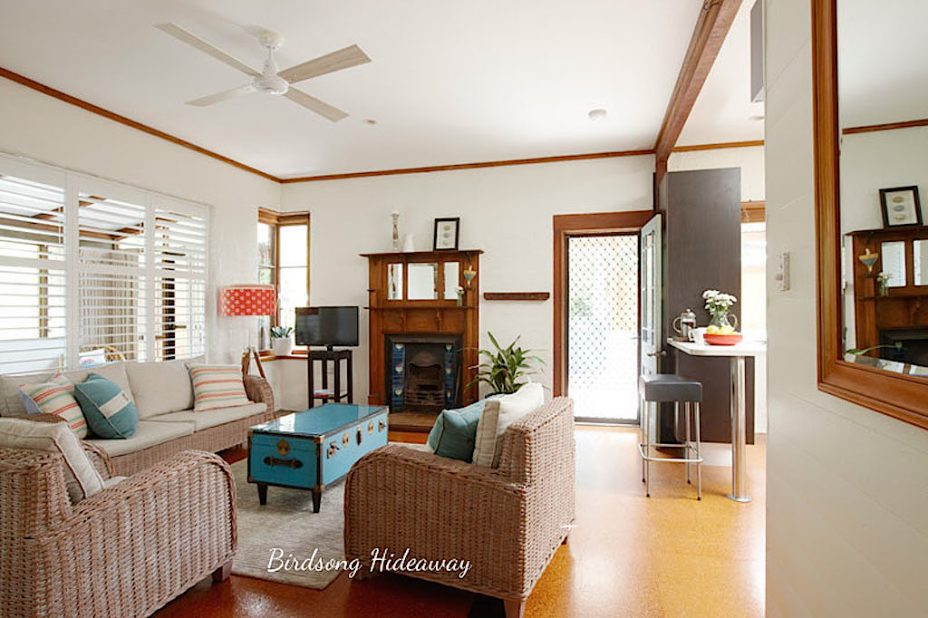 boutique style accommodation byron bay