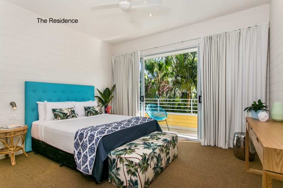 Byron Baythers Guest room