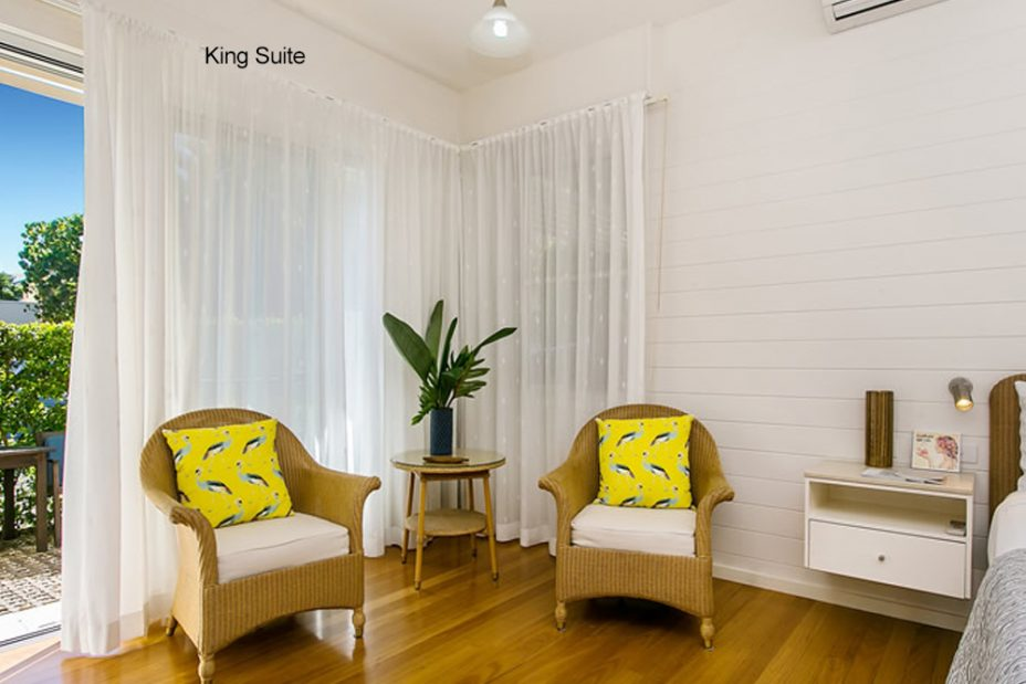 Byron Baythers King suite