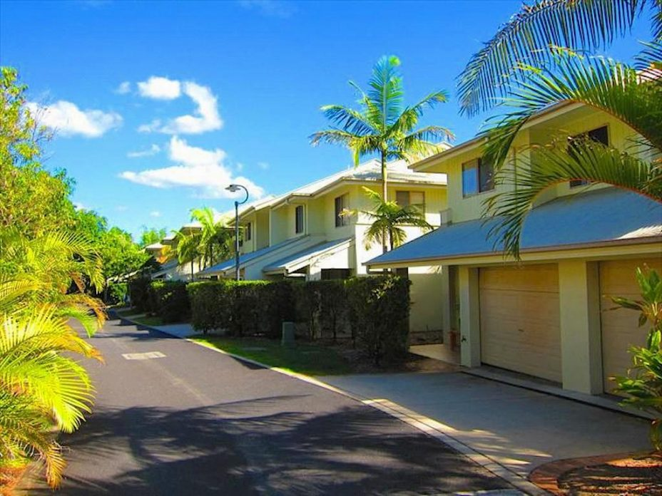 Self contained apartments in byron bay