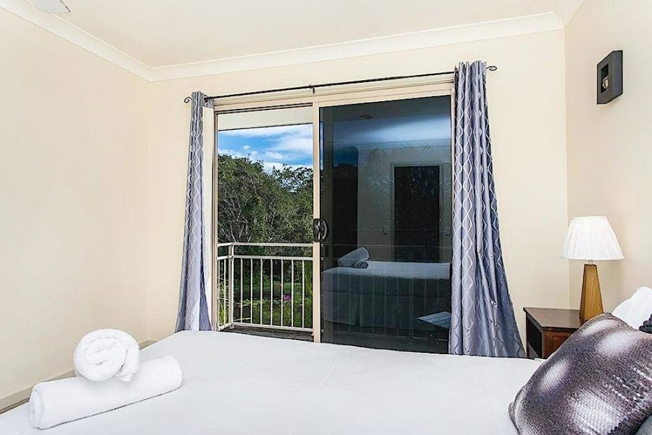 self contained apartments byron bay