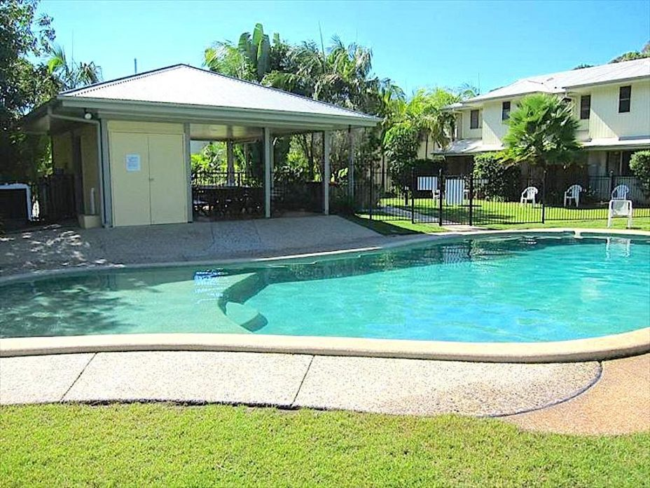 Accommodation with pool in Byron Bay
