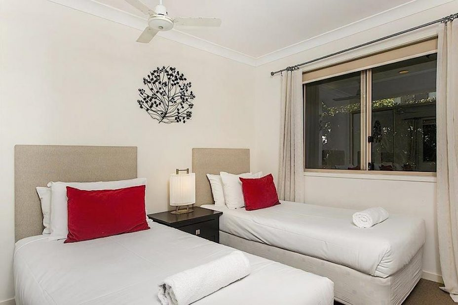 Two bedroom apartments in Byron Bay