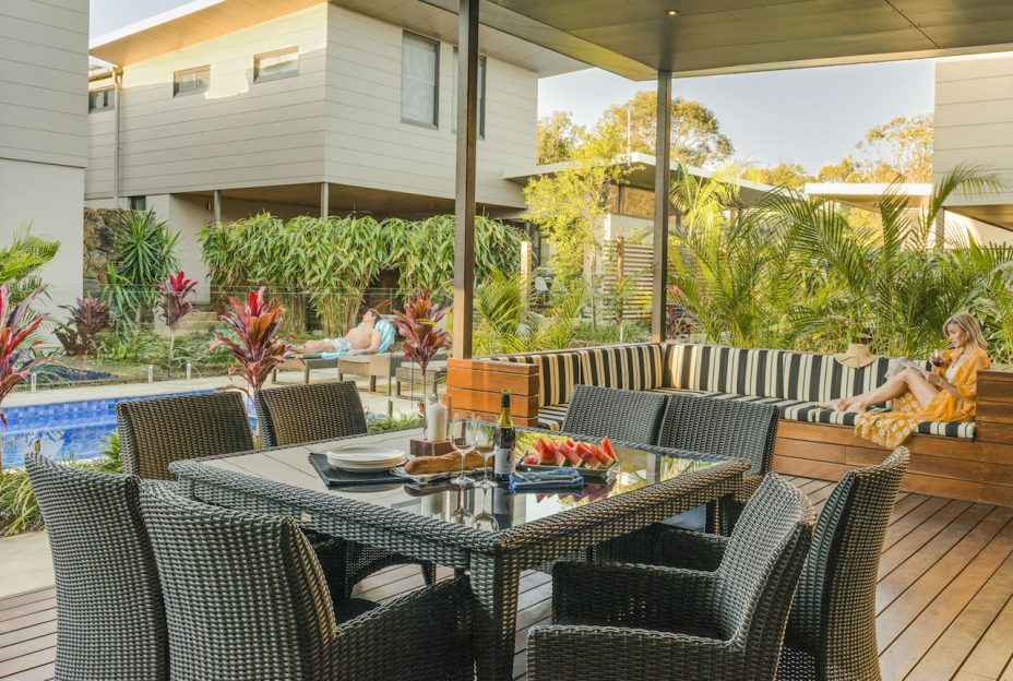 Luxury accommodation Byron Bay