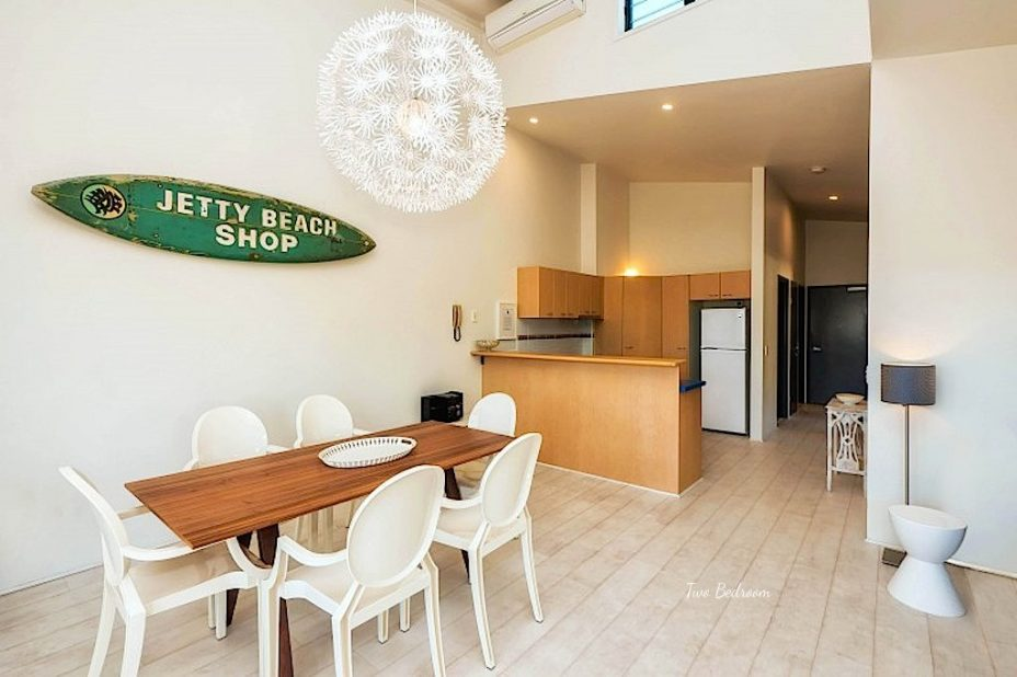 Town Accommodation in Byron Bay