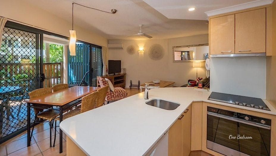 One Bedroom apartments in Byron Bay