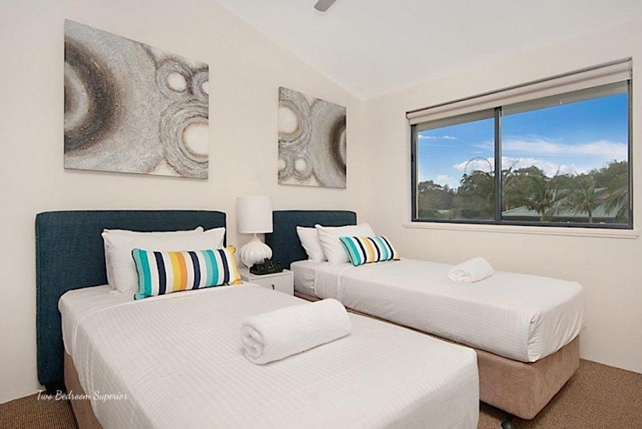 Two Bedroom apartment in Byron Bay