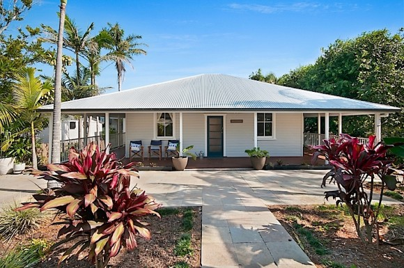 Byron Bay Holiday houses