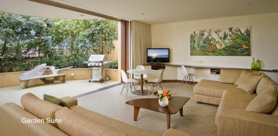Beach Suites Byron Bay
