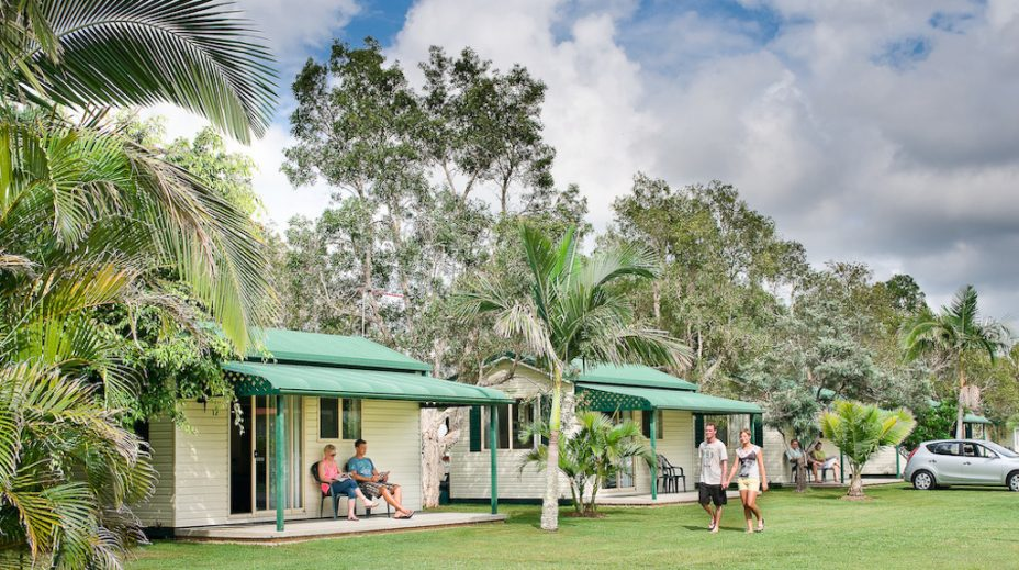 Byron Bay Accommodation Cabins