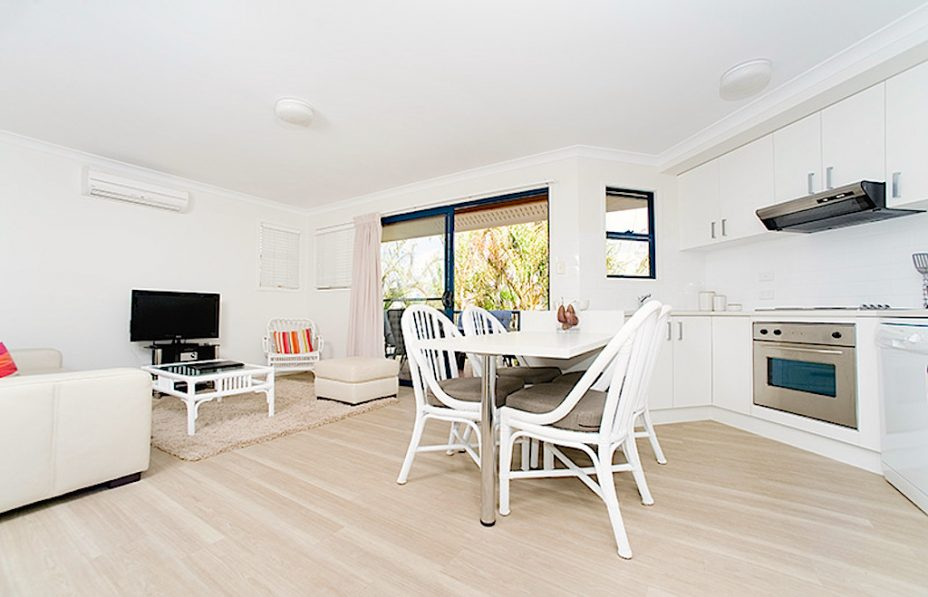 Gosamara holiday apartments in Byron Bay
