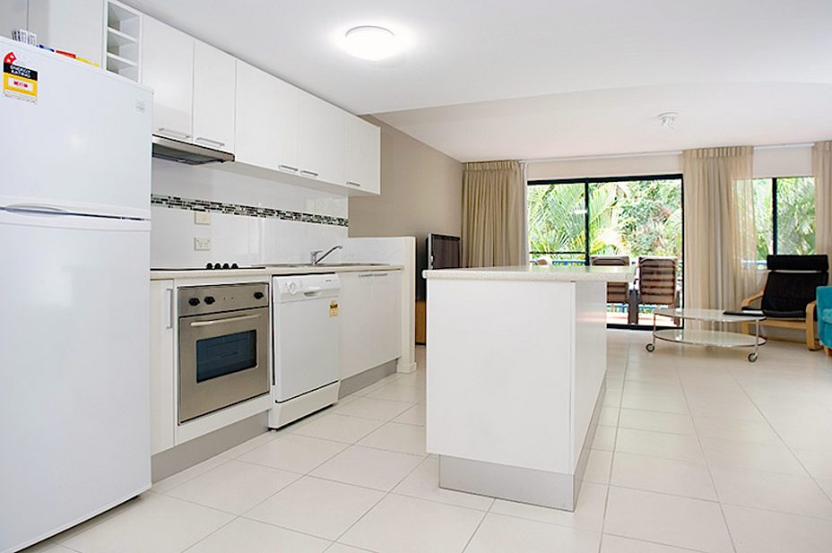 self contained byron bay apartments