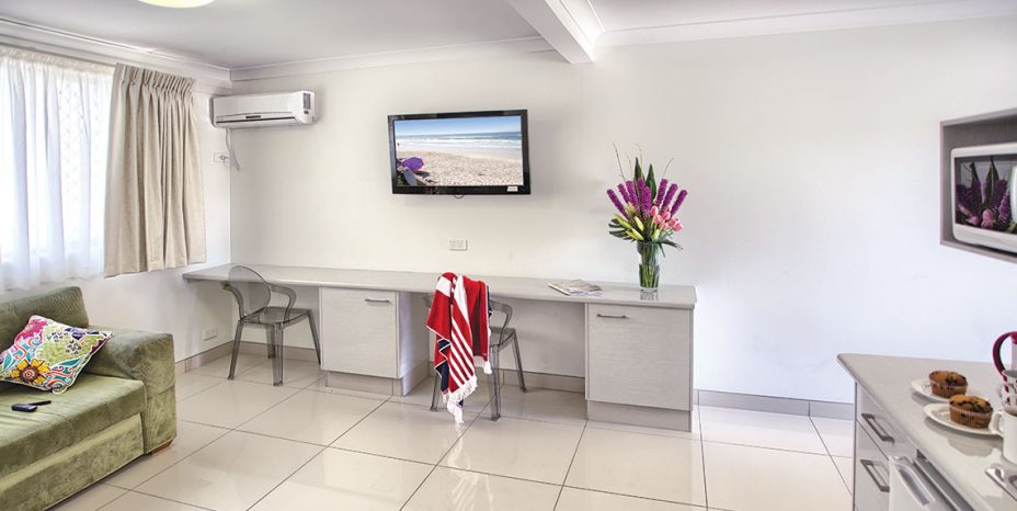 Motel accommodation Byron Bay