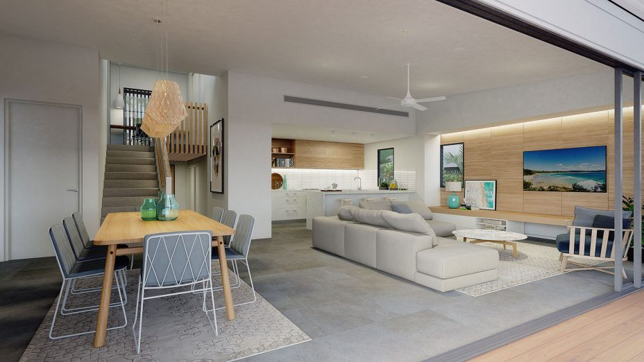 Luxury holiday house in Byron Bay