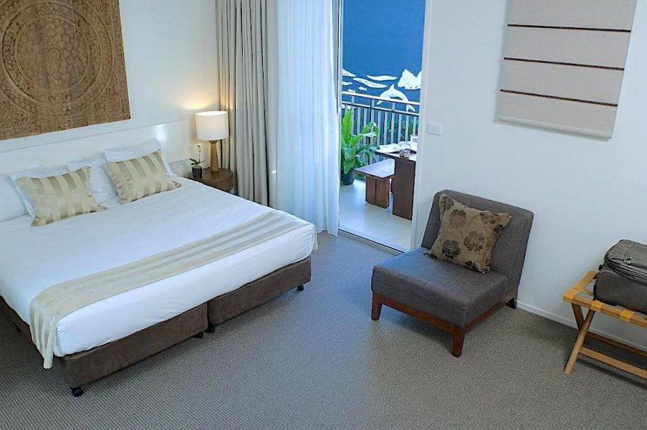 Byron Bay Hotel and apartments King Deluxe