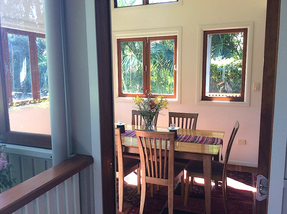 3 bedroom family house in byron bay