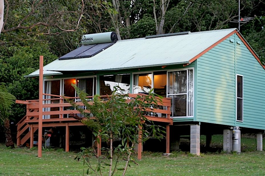 Warriwillah Cottages - Byron Bay Cottage